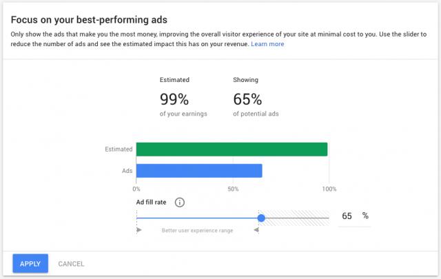 Реклама гугла для владельцев сайта создание сайта реклама в интернете хостинг