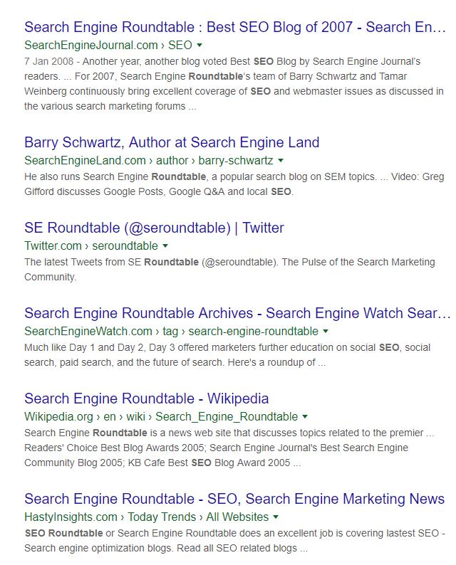 Google экспериментирует с ссылками в выдаче