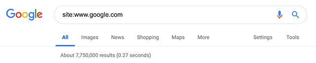 Для чего стоит использовать оператор поиска «site:»