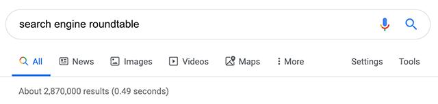 Google визуально обновил строку поиска?