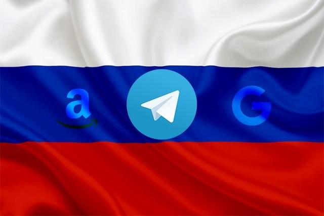 Жертвой войны Роскомнадзора с Telegram стал … Google