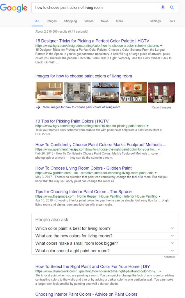 Длина описаний в поиске Google резко сократилась