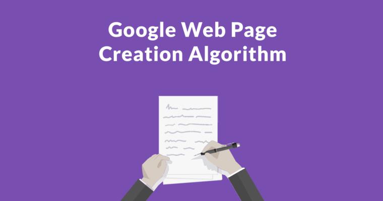 С помощью нового алгоритма Google украдет ваш контент и посетителей