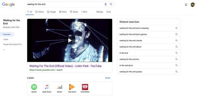 Google тестирует новый дизайн десктопной выдачи
