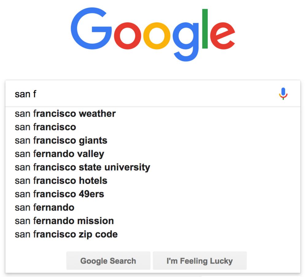 Google ограничит число неподобающих подсказок в поиске