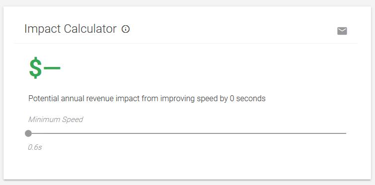 Появился инструмент для сравнения скорости загрузки разных сайтов
