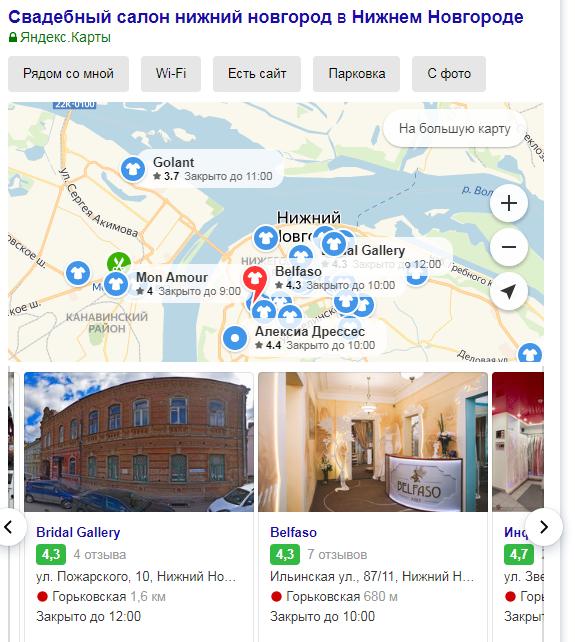 Какое фото поставить обложкой в Яндекс.Справочник