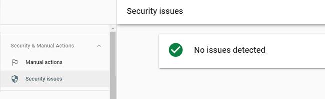 предупреждения Google Search Console