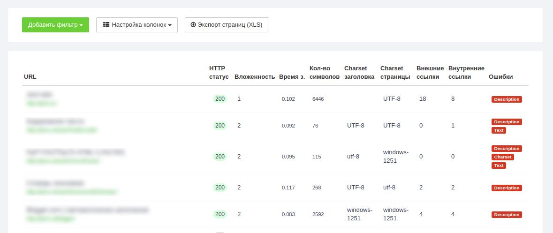 Обновление Анализа сайта: управлять проектами стало проще!