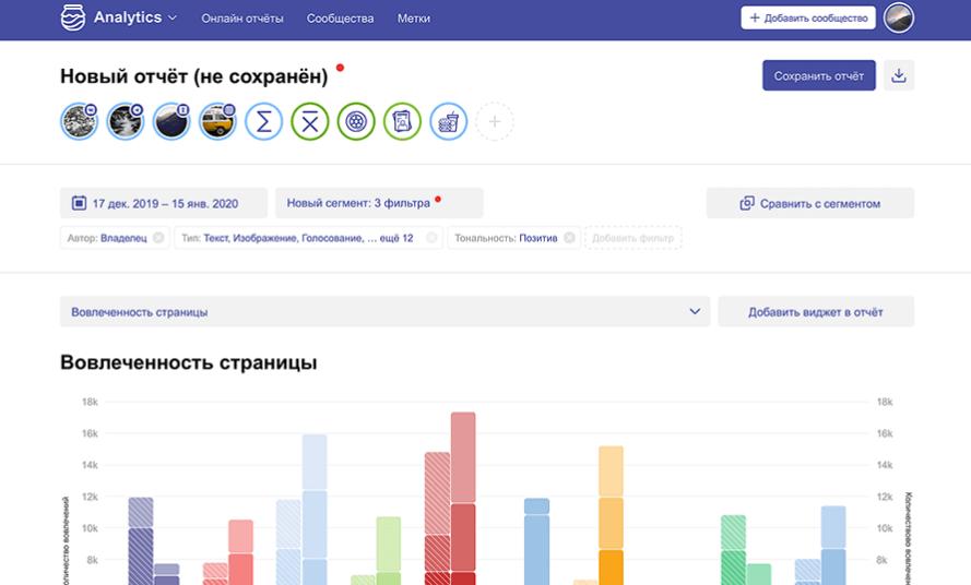 Инструмент для статистики Ютуб-канала