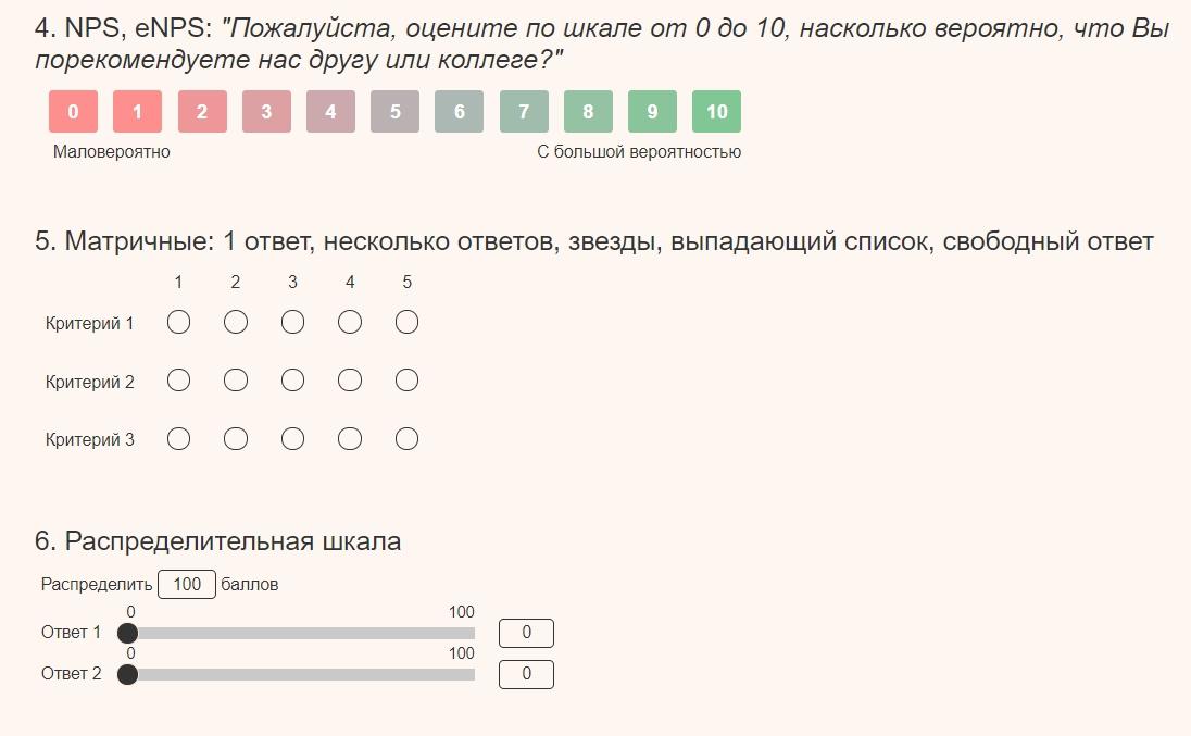 Способы узнать мнения пользователей