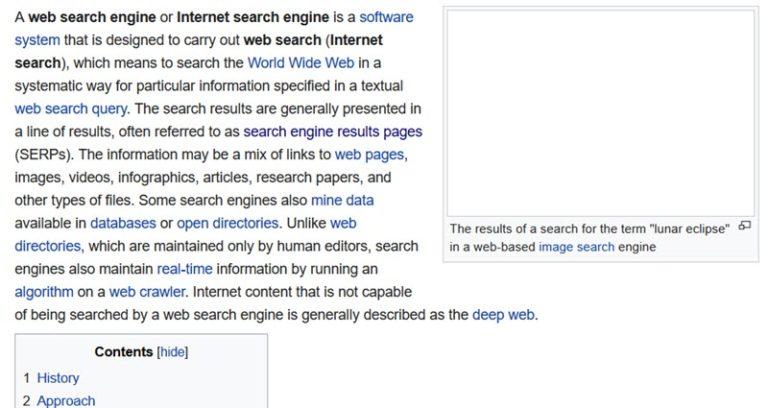 Асинхронная загрузка изображений на странице Википедии