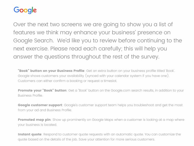 Google планирует ввести платные функции в Google Мой бизнес