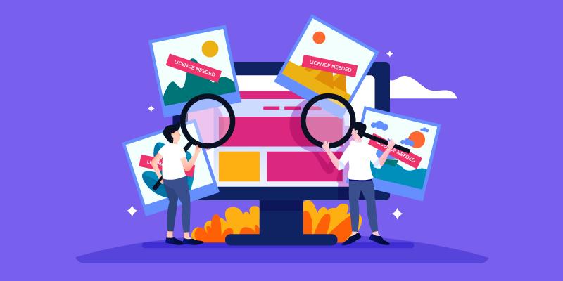 Google тестирует новый ярлык для поиска лицензируемых изображений