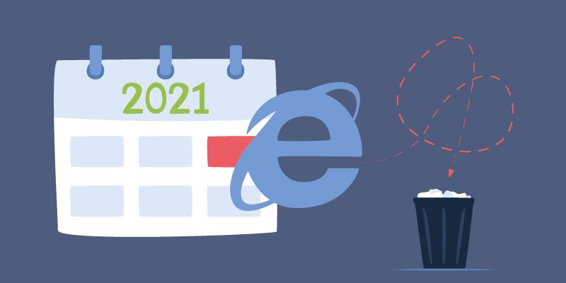 Internet Explorer прекратит свое существование
