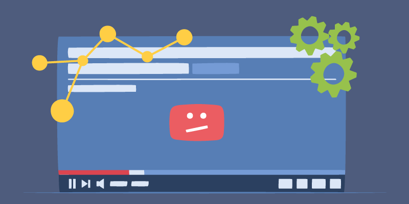 За время пандемии YouTube удалил видео вдвое больше обычного