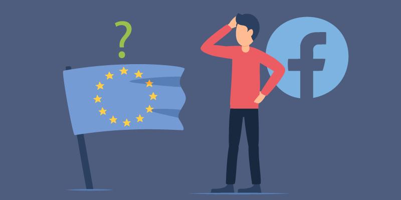 Европа выступает против использования персональных данных в Facebook