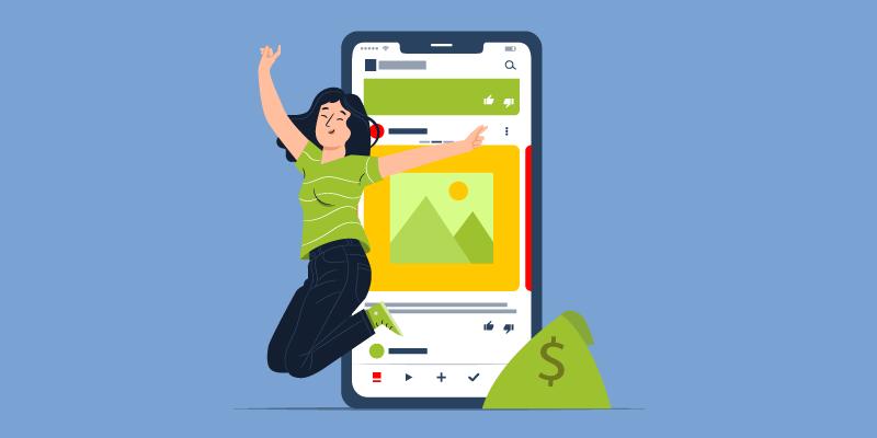 Яндекс.Дзен добавил новые товарные виджеты для блогеров