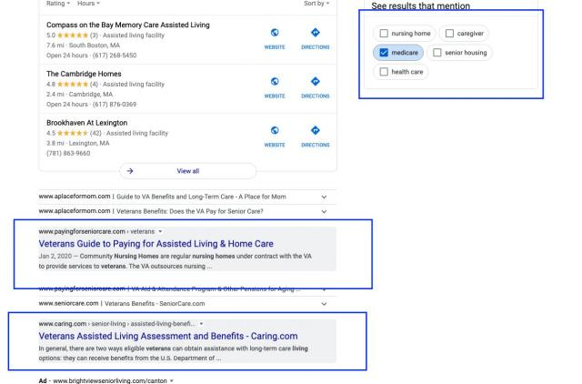 Google тестирует новую функцию поиска