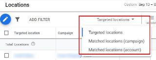 Google Ads упростил отчет о местоположениях