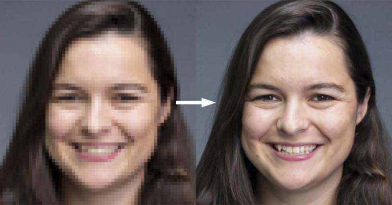 Технологии Google способны улучшить качество изображения в 16 раз1