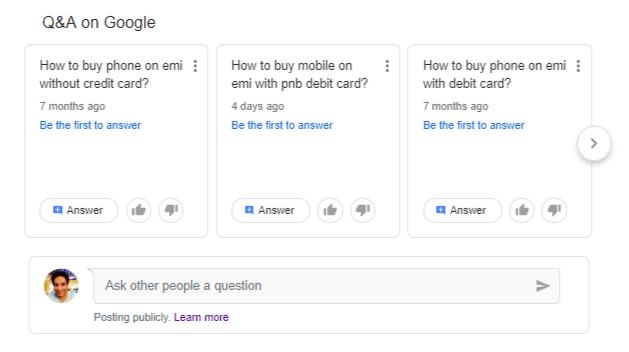Google убрал ответы на вопросы из результатов поиска2