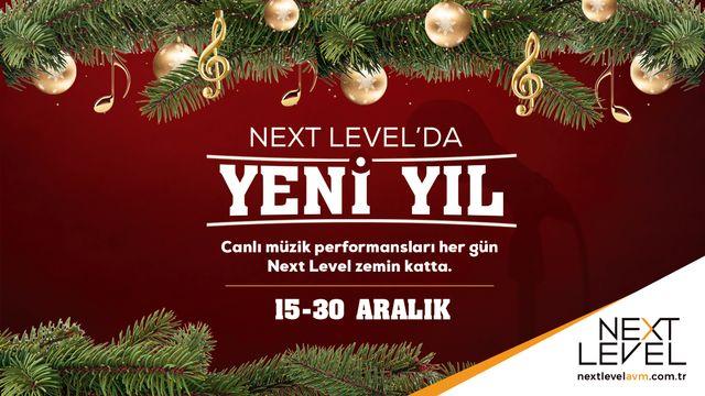 Next Level'da Yeni Yıl