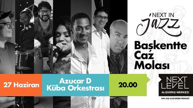 Azucar D Küba Orkestrası