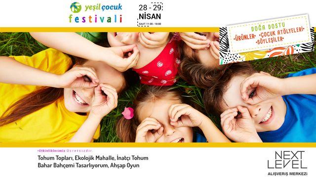 Yeşil Çocuk Festivali