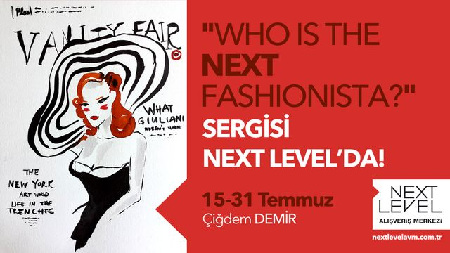 Who Is The Next Fashionista Sergisi Next Level'da!