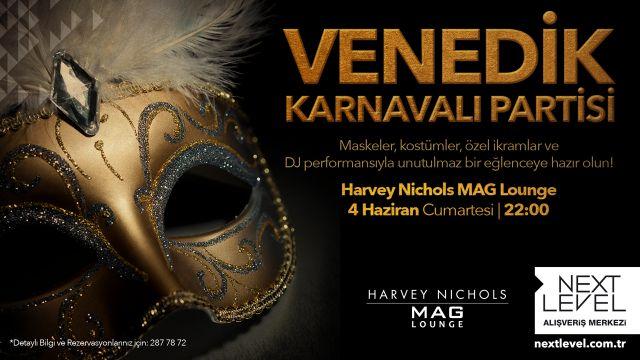 Venedik Karnavalı Partisi