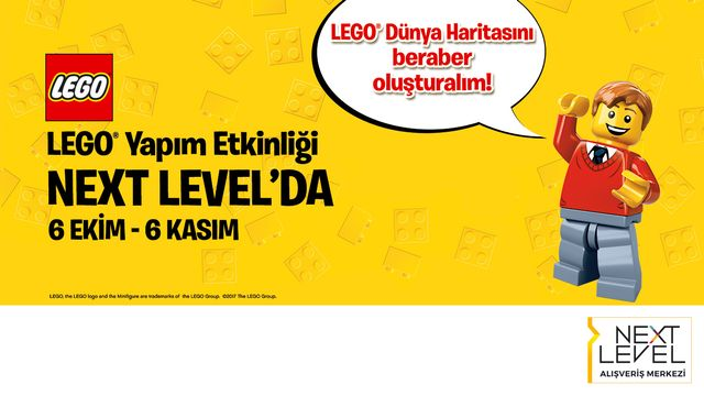 Lego Yapım Etkinliği