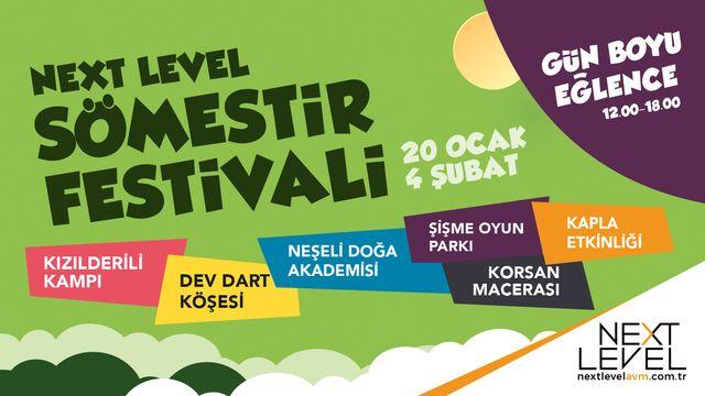 Next Level Sömestir Festivali