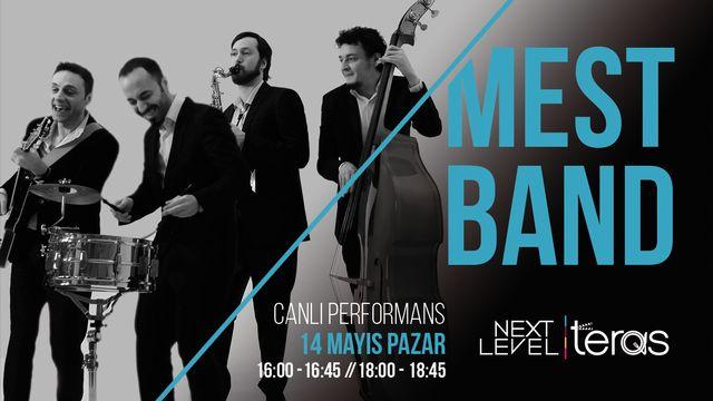 Mest Band canlı performans