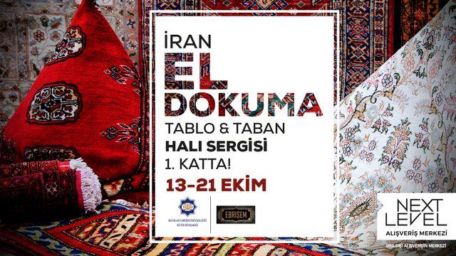 İran El Dokuma