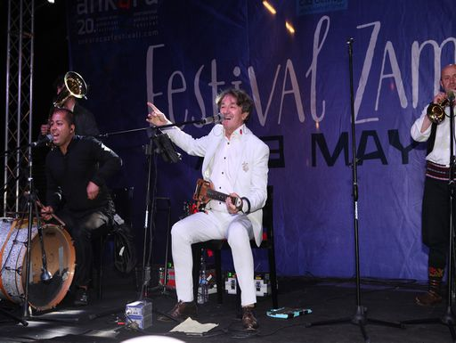 20. Uluslararası Ankara Caz Festivali