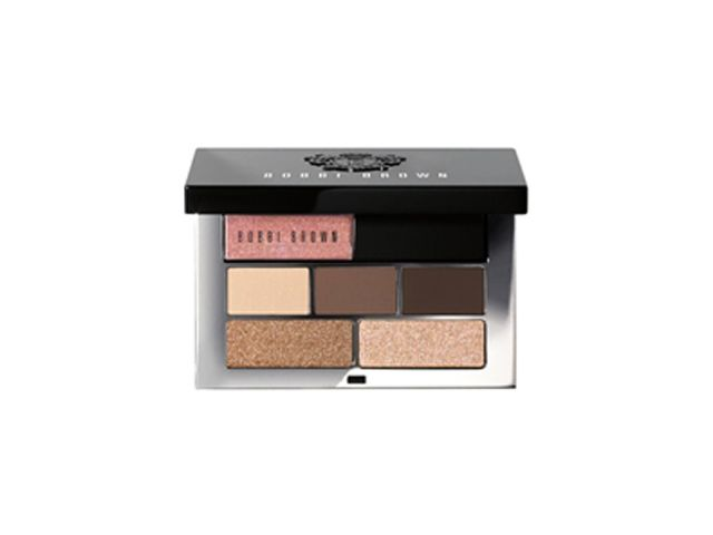 Bobbi Brown -  Mini Lip And Eye Set