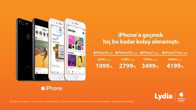 iPhone'a Geçmek Hiç Bu Kadar Kolay Olmamıştı