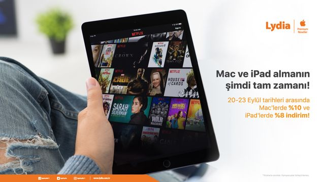 Mac ve iPad Almanın Şimdi Tam Zamanı