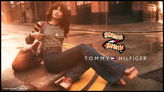 Zendaya Tommy