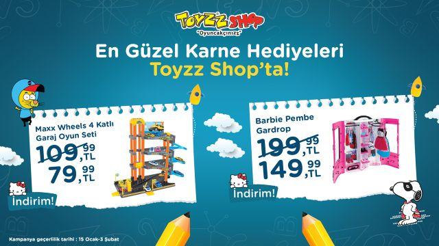 En Güzel Karne Hediyeleri Toyzz Shop'ta