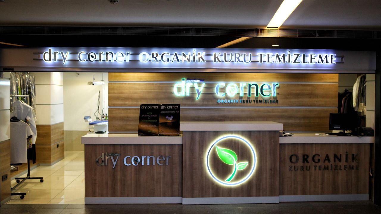 Dry Corner Organik Kuru Temizleme