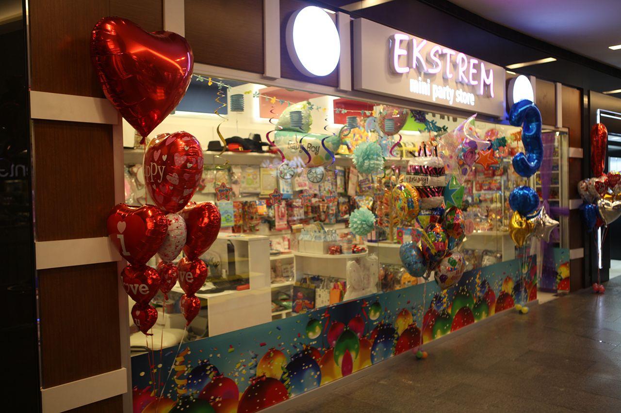 Ekstrem Mini Party Store
