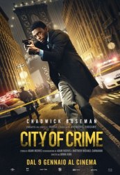 City of Crime - 21 Bridges (2019) Streaming