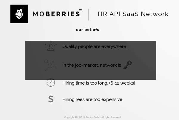 NOAH Startups - MoBerries