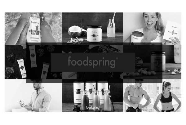 NOAH Startups - foodspring