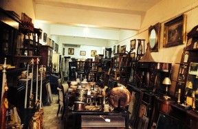 ANTIQUES & HOME FURNISHINGS AUCTION