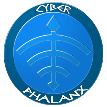 Cyber Phalax logo