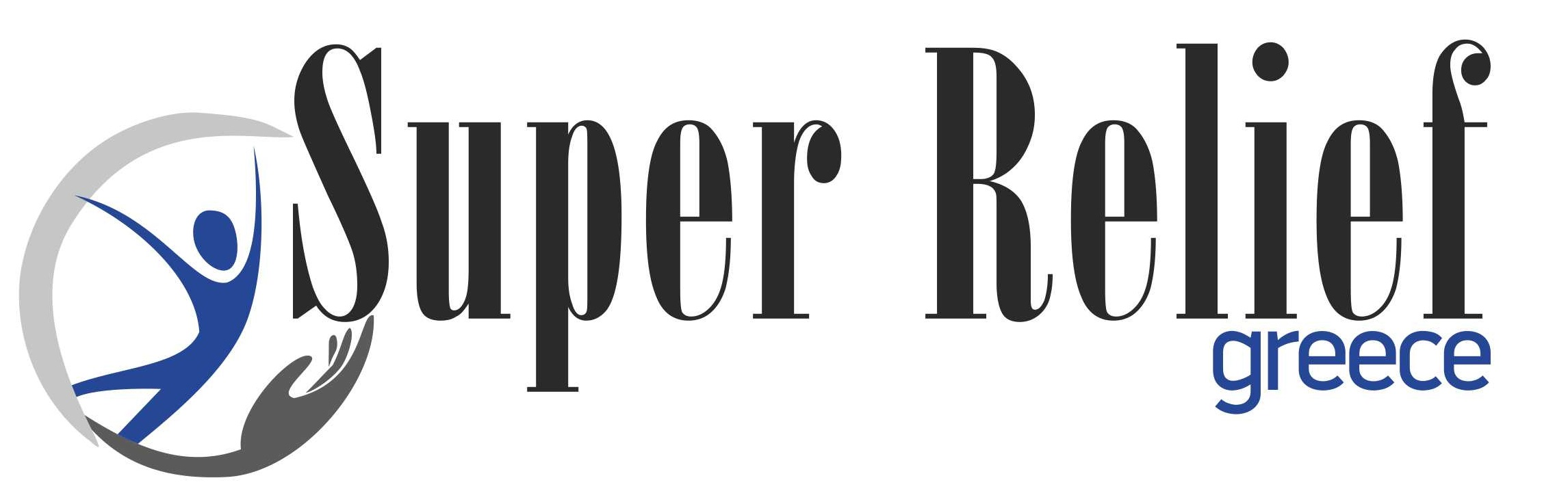 Super Relief logo
