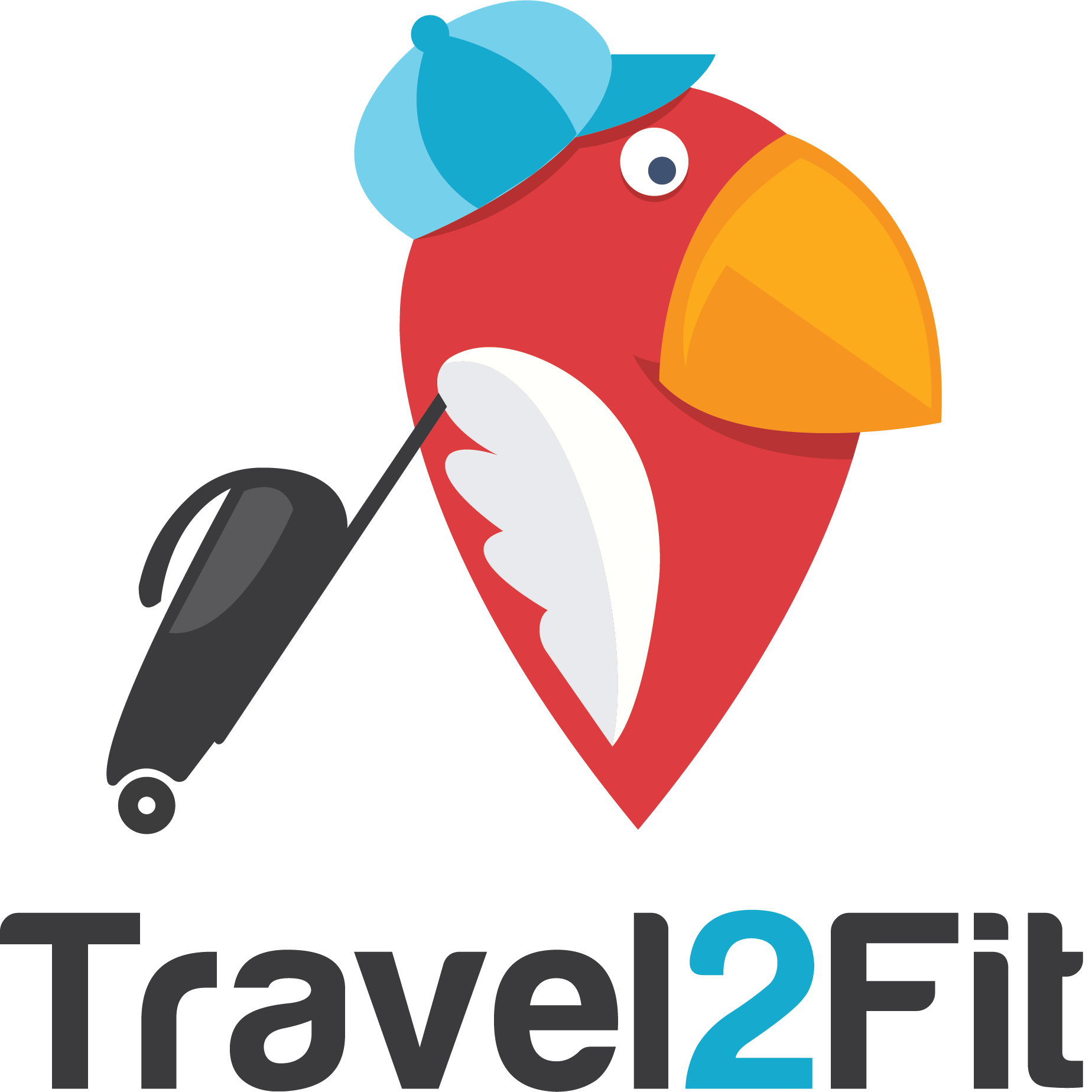 Travel2Fit logo